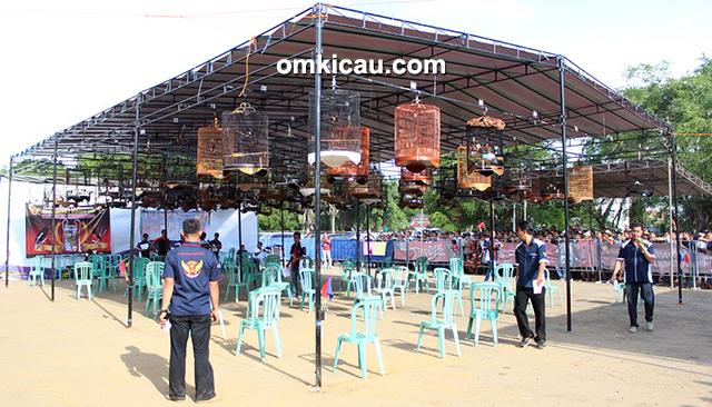 Launching Lapangan RI Palembang