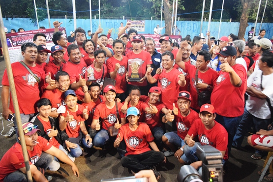 B16 Team sabet juara umum Bird Club (BC)