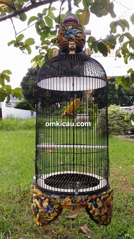 Lovebird Mupet