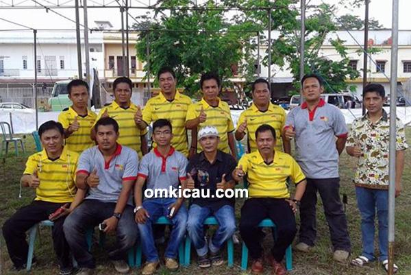 Panitia Merangin Chirpy Cup II