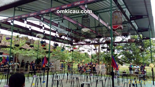 Latpres KMP Enteprise feat Radjawali Indonesia