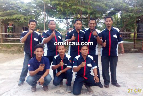 Tim juri Radjawali Indonesia