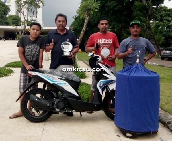 H Sukarto, pemilik murai batu MS