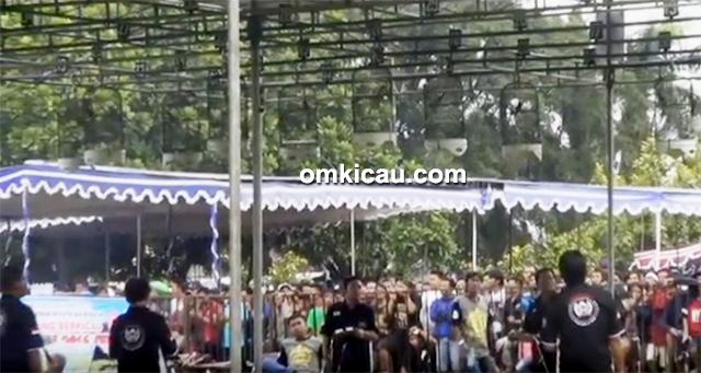 Festival Jawara Kicau di Klaten
