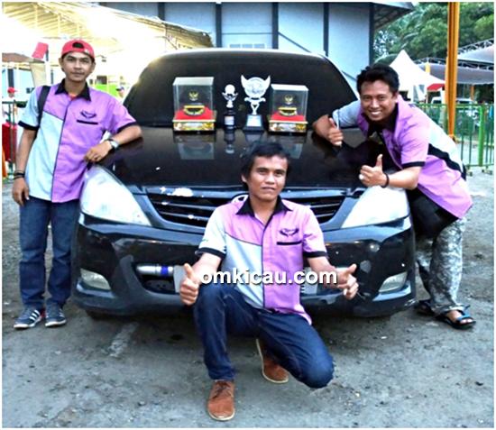 Kaza SF Palembang
