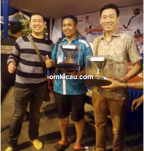 Alvin Team juara umum BC