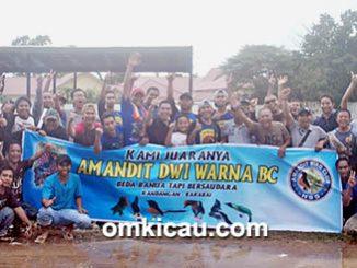 Amandit Dwiwarna BC