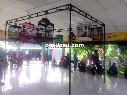 Suasana Latpres Papburi Sragen