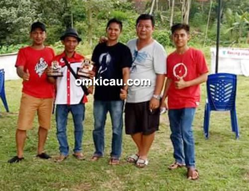 A9 juara umum BC