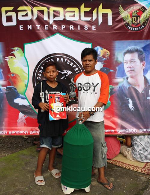 Lovebird Dewi Sumbi