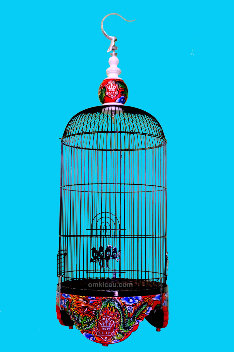 Sangkar lovebird model 3