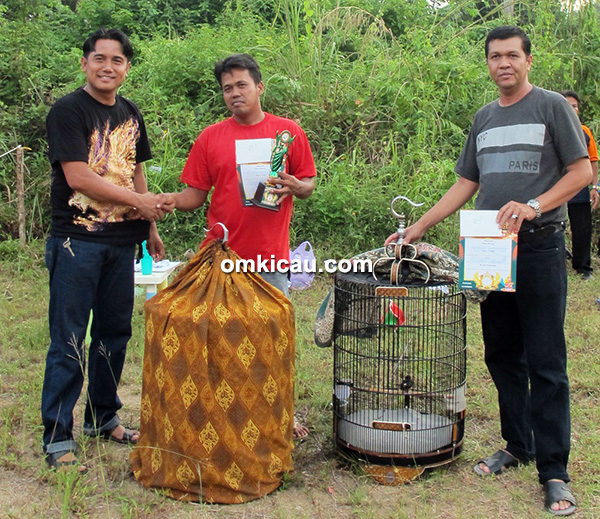 Launching Lapangan Sakau Jambi