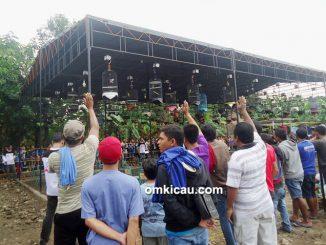 Launching Gantangan KNP Karangbener, Kudus