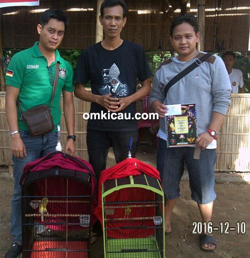 Kenari Lombok Ijo