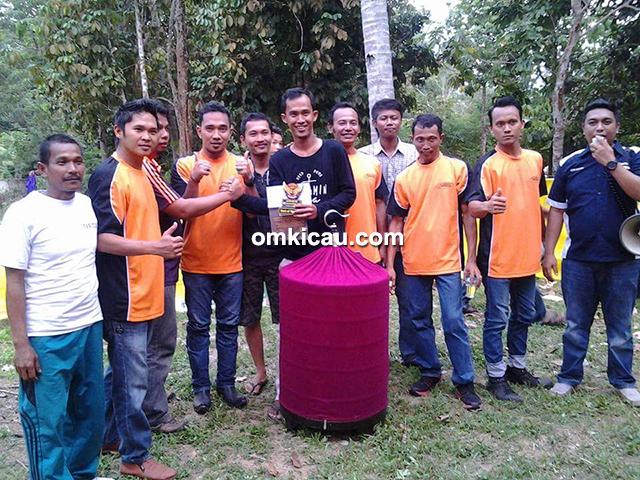 Radjawali Indonesia DPC Bungo