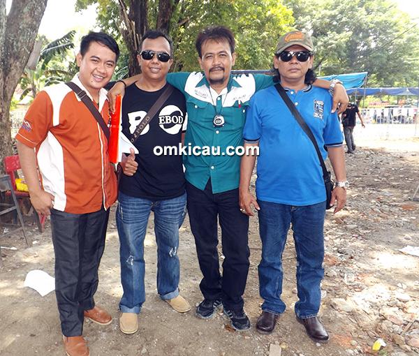 Om Rofiq, ketua Ronggolawe DPC Semarang