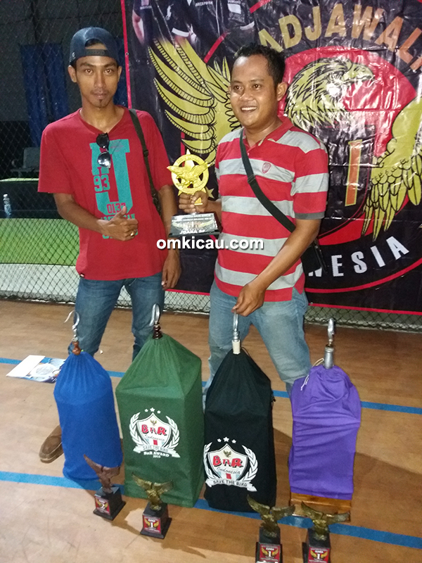 Om Ryco PCMI Chapter Palembang