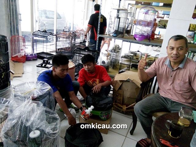 Om Widodo, owner Elite Indonesia