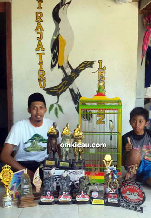 Om Yuza Serdadu dan cendet Messi
