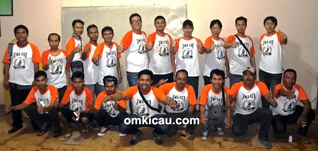 Panitia JML Cup Rembang