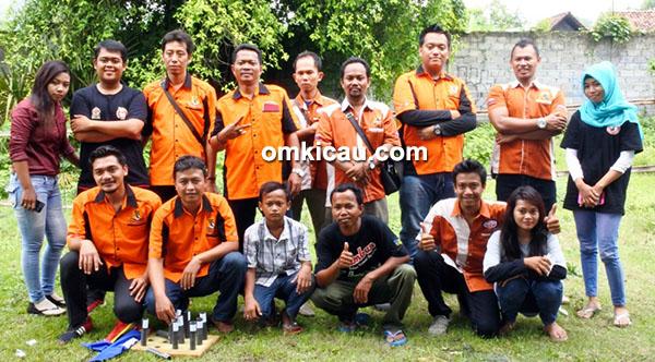Panitia dan tim juri Latpres Ronggolawe DPC Purwodadi