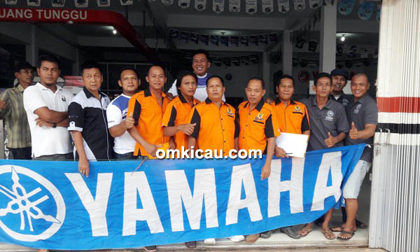 Panitia Sabang Raya Cup IV