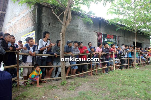 Latpres KMP Enterprise feat Radjawali Indonesia DPC Sragen