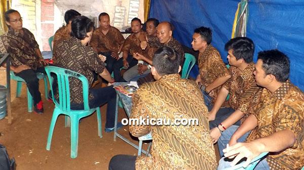 Anniversary Radjawali BC Batang