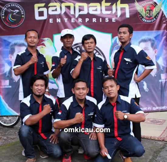 Tim Juri Radjawali Indonesia DPC Sragen