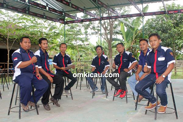 latpres kmp feat radjawali indonesia dpc sragen meski