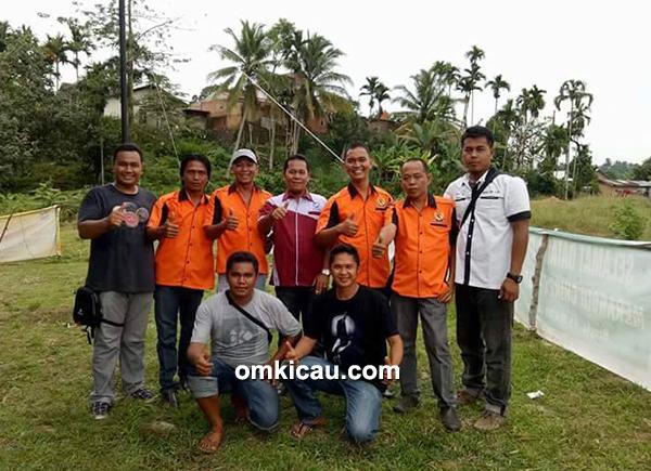 Tim Juri bersama Panitia Senandung Ronggolawe