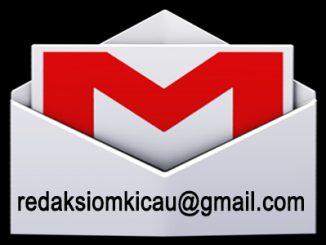 email redaks omkicau