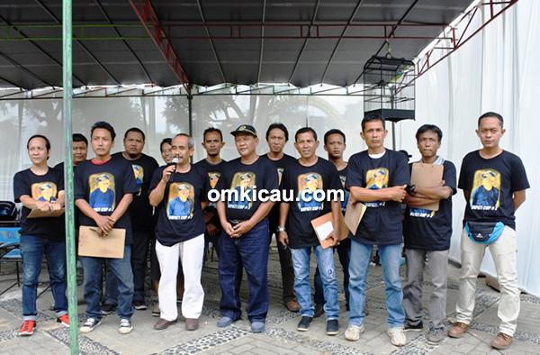 Tim juri Bupati Blora Cup II