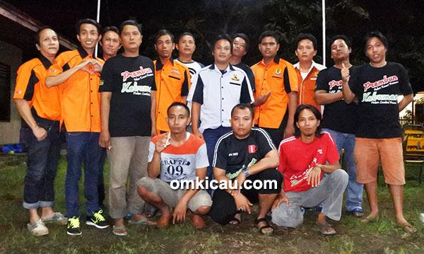 Latpres Ceria Awal Bulan Ronggolawe DPC Pati