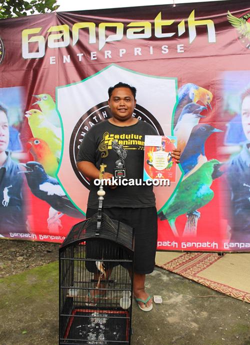 Cendet Pandu milik Om Irwan (New GBC)