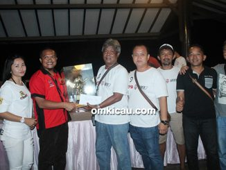 279 Team juara umum BC