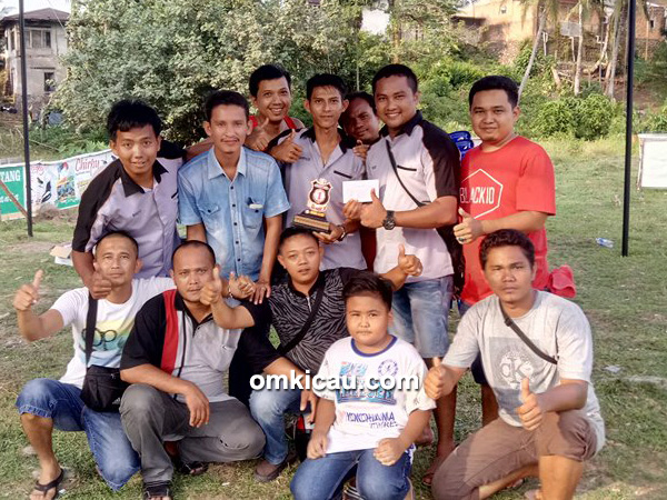 Gebyar Tahun Baru SBS Bangko