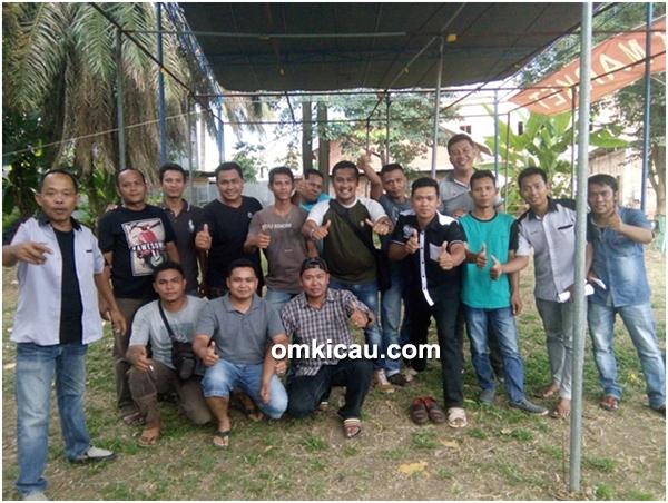 Anniversary Angry Bird Team Bangko