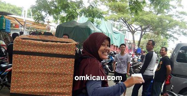 Lomba burung berkicau RE Muci Cup 1 Tangerang
