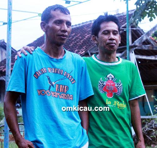 Om Bowo dan Pandu