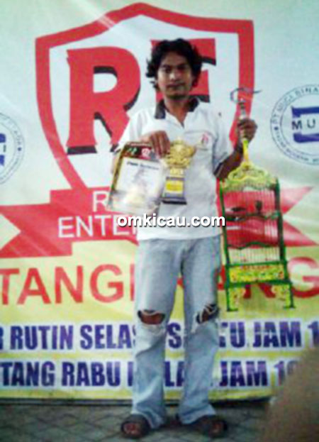 Om Indra Qoproy (Koneng Team)