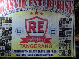 Gantangan RE Muci Tangerang