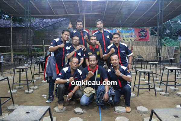 Team Juri Radjawali Indonesia