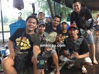 Duta Arema Cup juara umum BC
