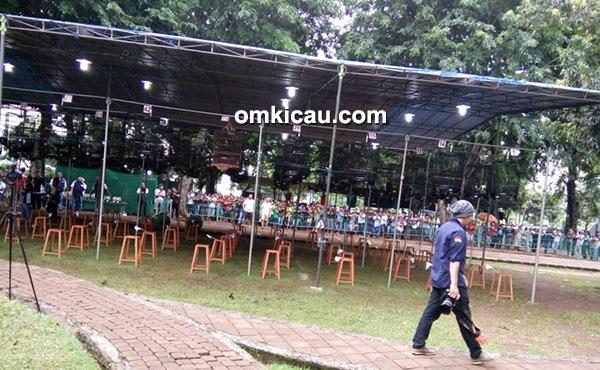 Lomba burung berkicau Road to Bang Boy Cup 1 - Wartawan Punya Gawe