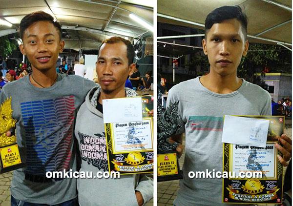Latpres Malam Pilkada Serentak RE Muci Tangerang