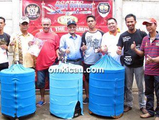 Latber Ceria Road to Piala Walikota bersama Ronggolawe Jambi