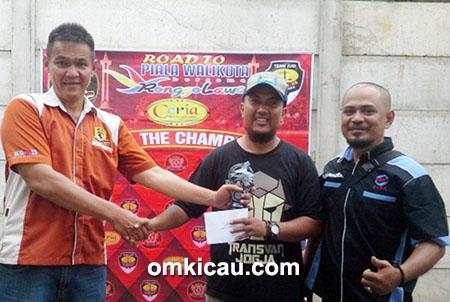 KLI Jambi juara komunitas