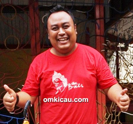Mr Kukuh Prasetyo Rusady SH MM
