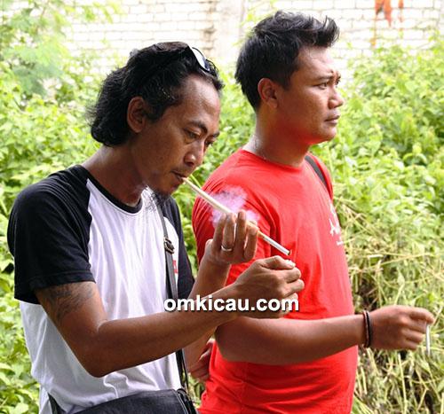 Om Ipung, pimpinan AWK-IP BF